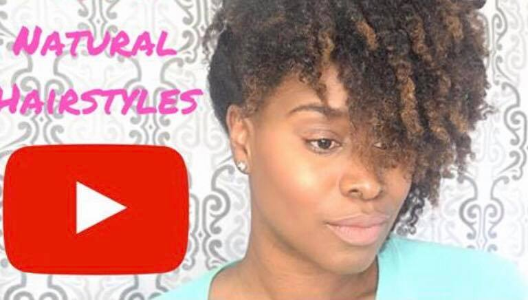 Short On Time 5 Quick Natural Hairstyles Sassy Plum